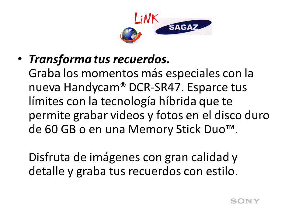 Transforma tus recuerdos