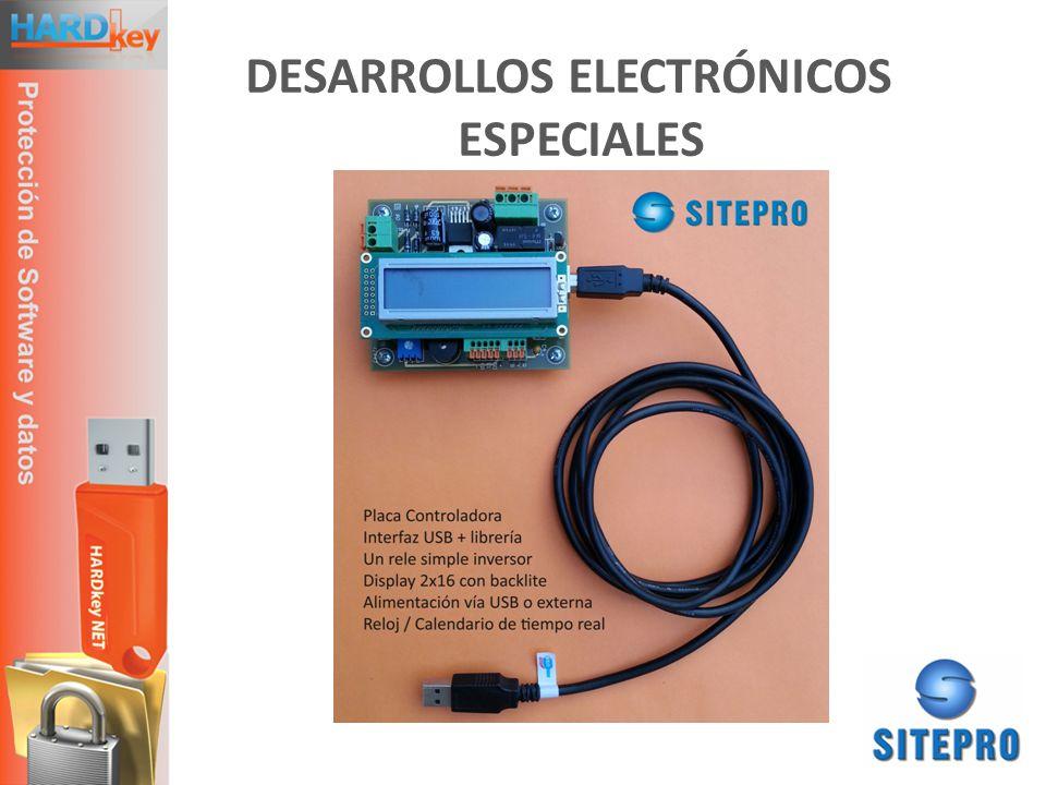 DESARROLLOS ELECTRÓNICOS ESPECIALES