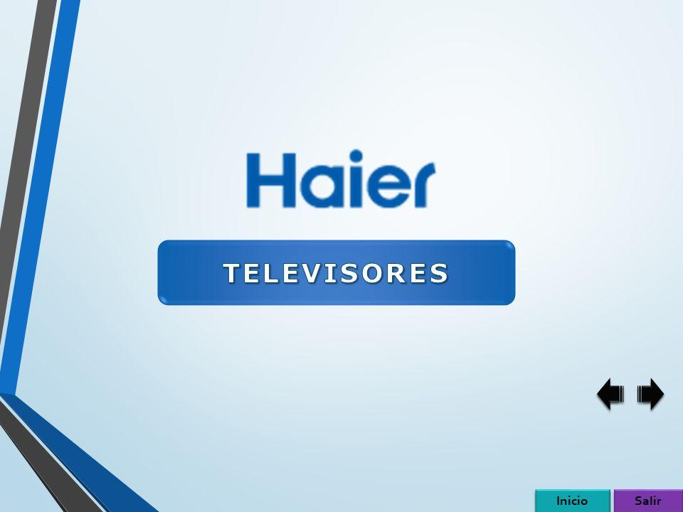 TELEVISORES Inicio Salir