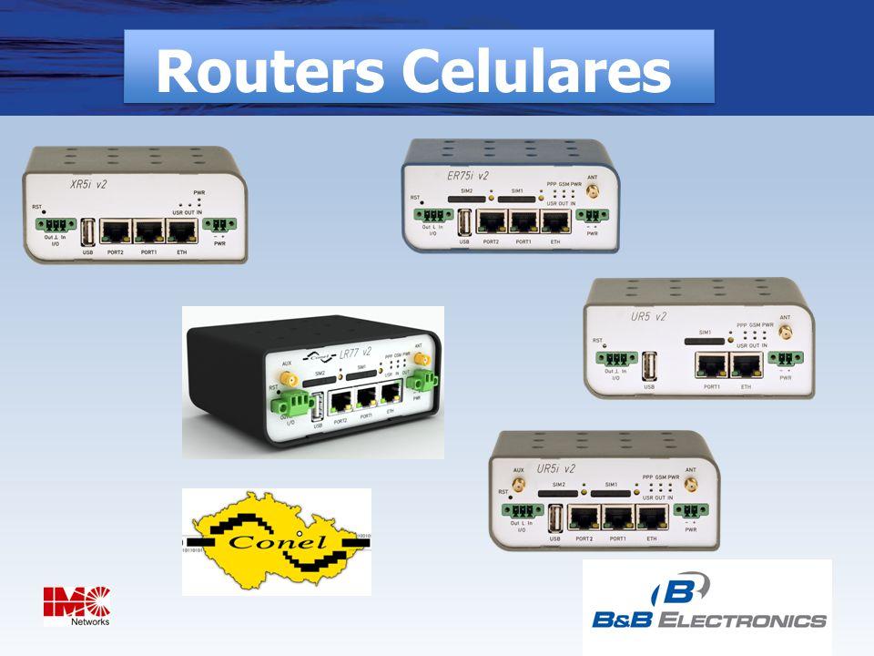 Routers Celulares