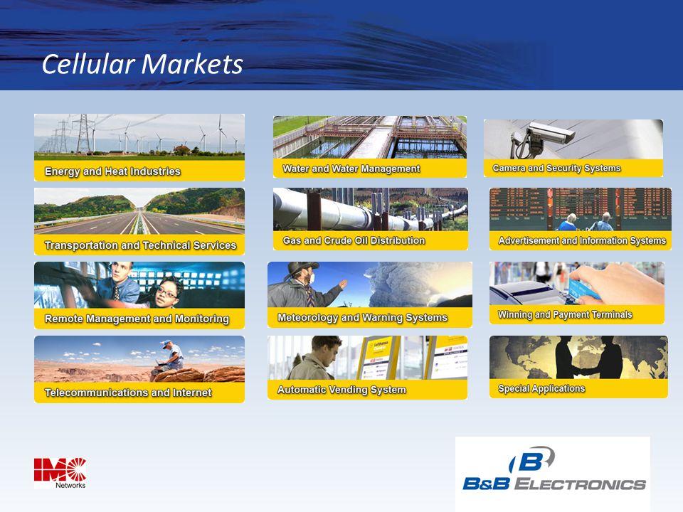Cellular Markets