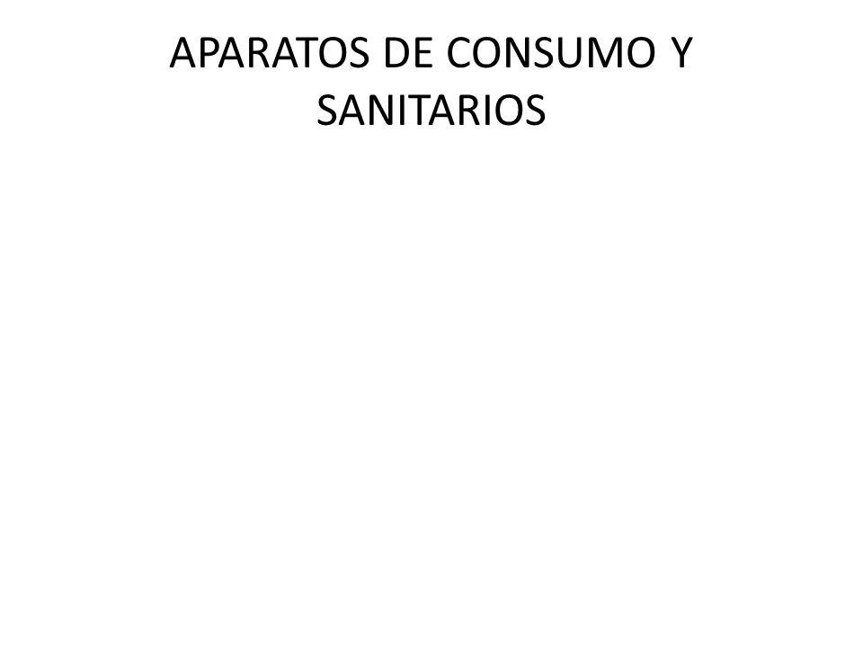 Instalaciones de fontaner a ppt video online descargar for Aparatos sanitarios