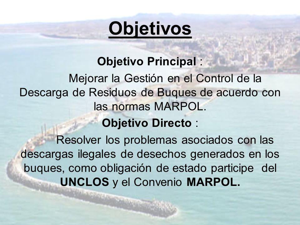 Objetivos Objetivo Principal :