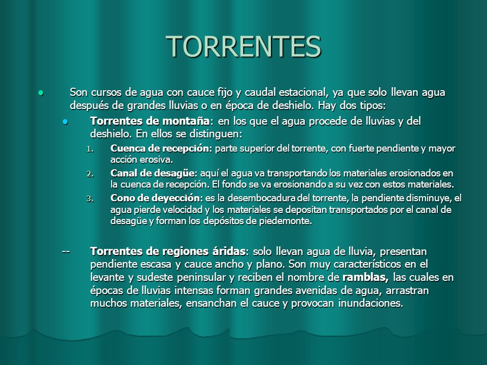 TORRENTES