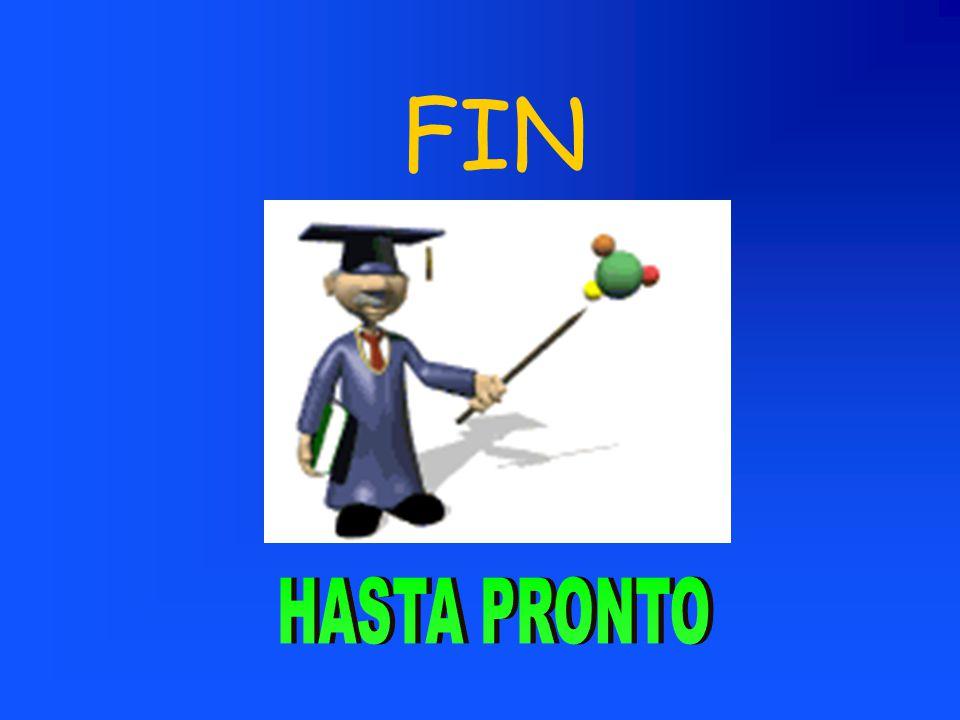 FIN HASTA PRONTO