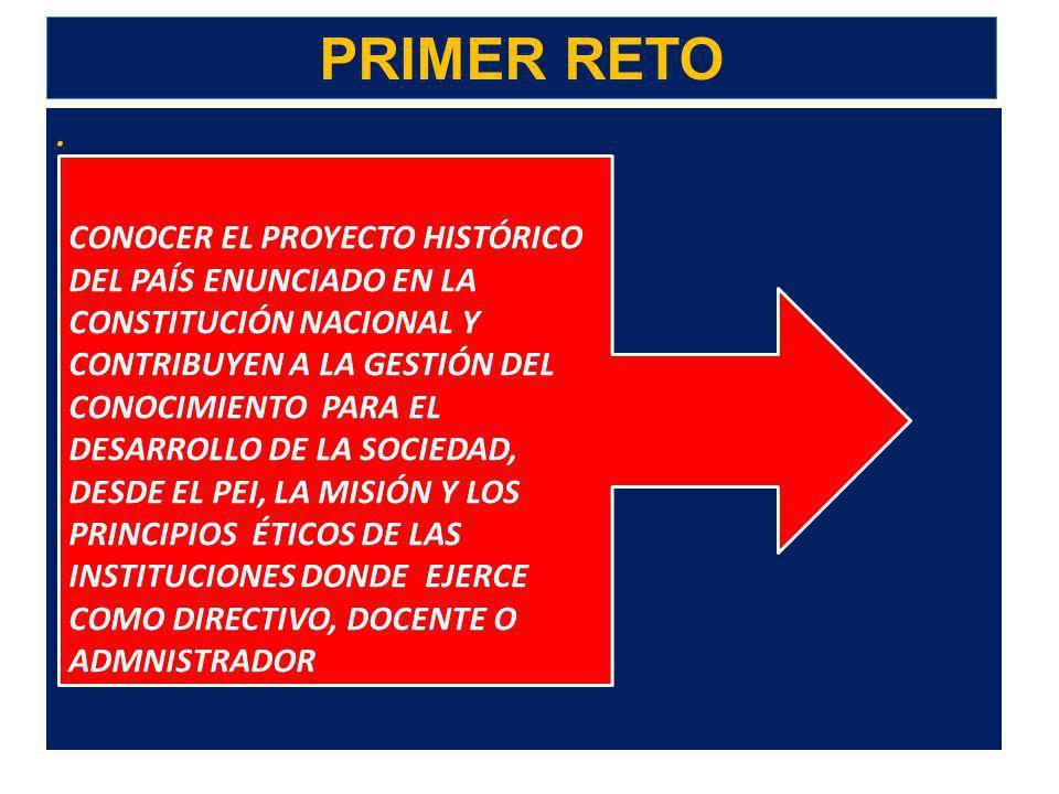 PRIMER RETO.