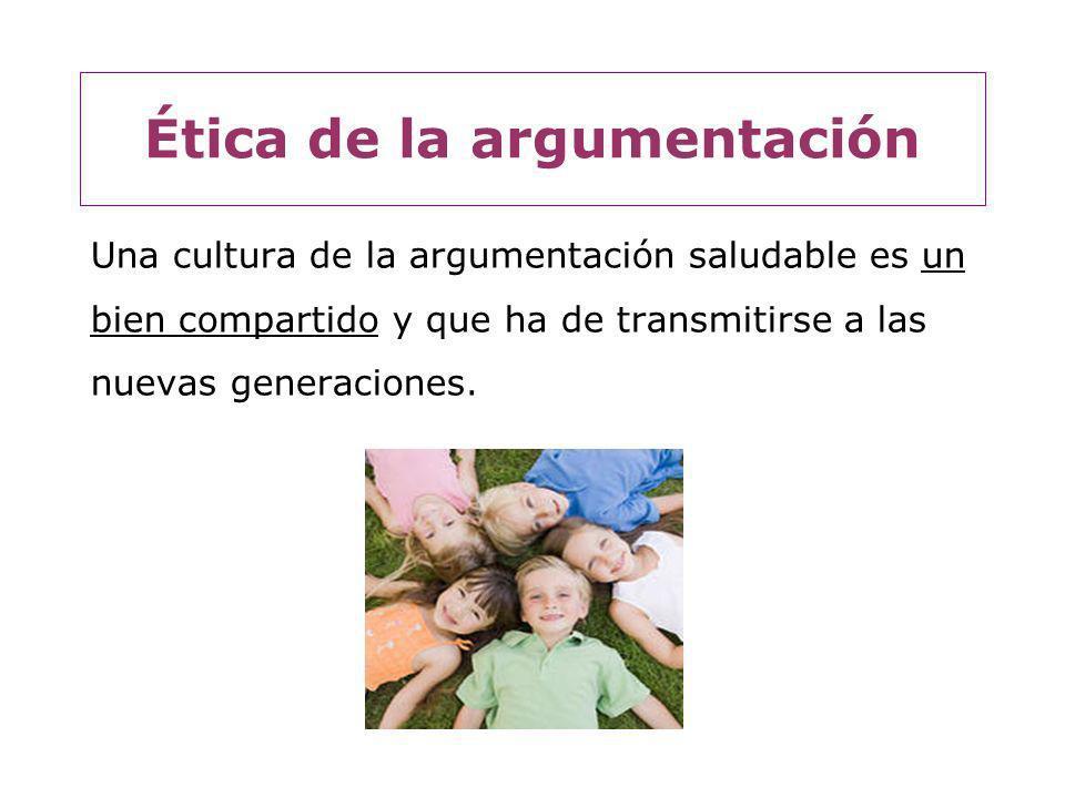 Ética de la argumentación