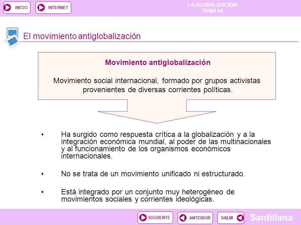 Movimiento antiglobalización