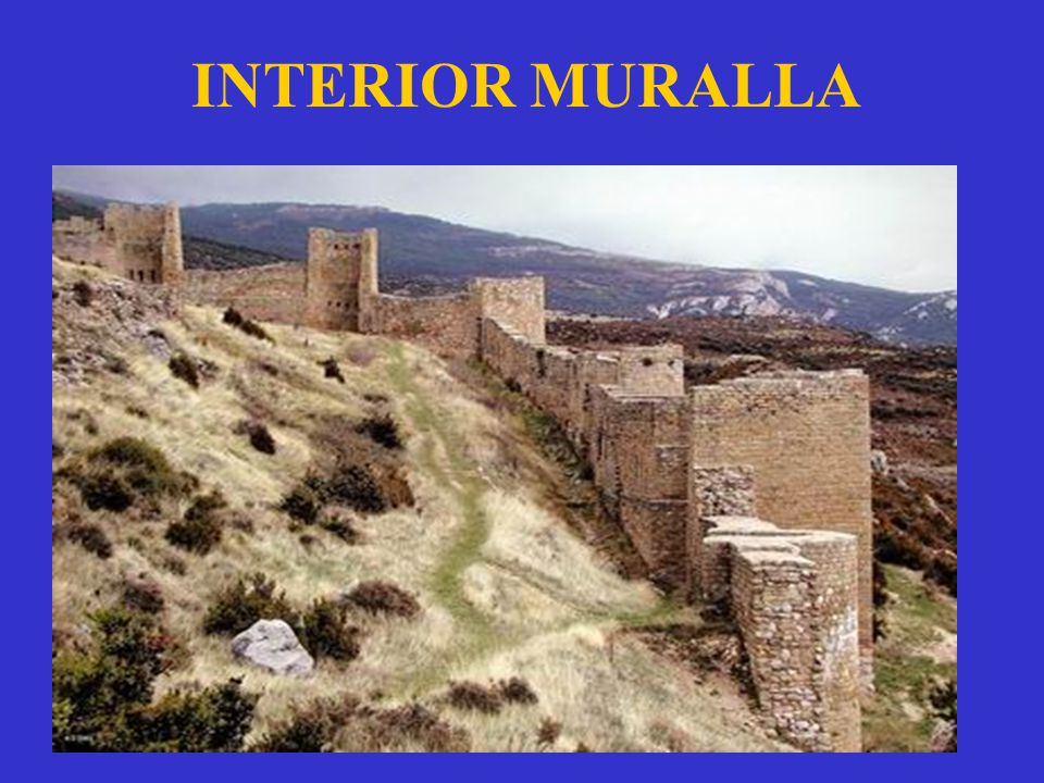 INTERIOR MURALLA