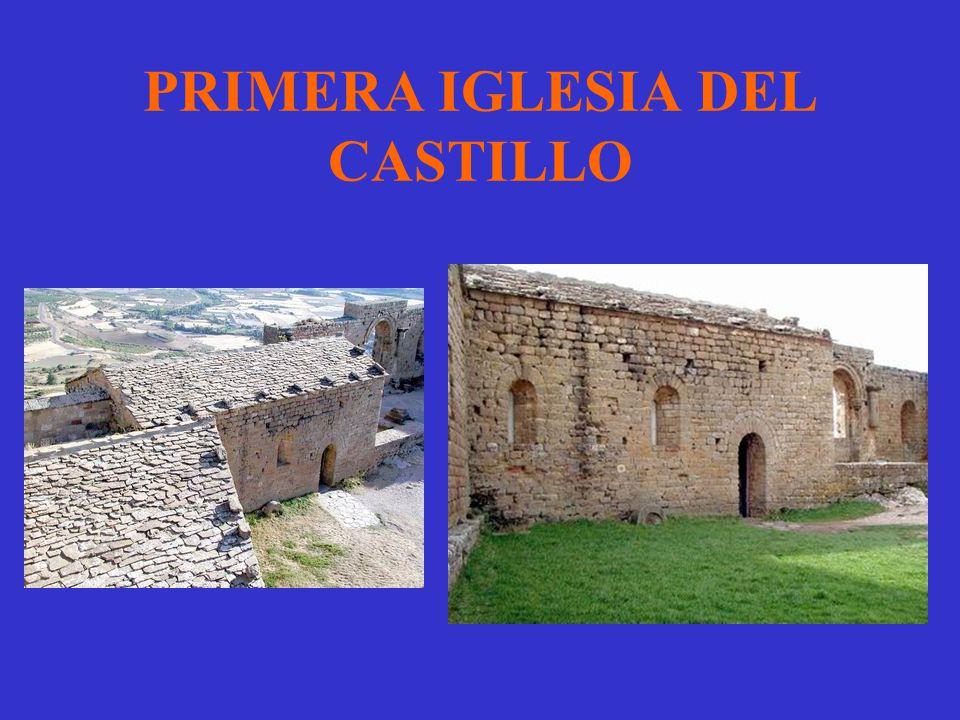 PRIMERA IGLESIA DEL CASTILLO