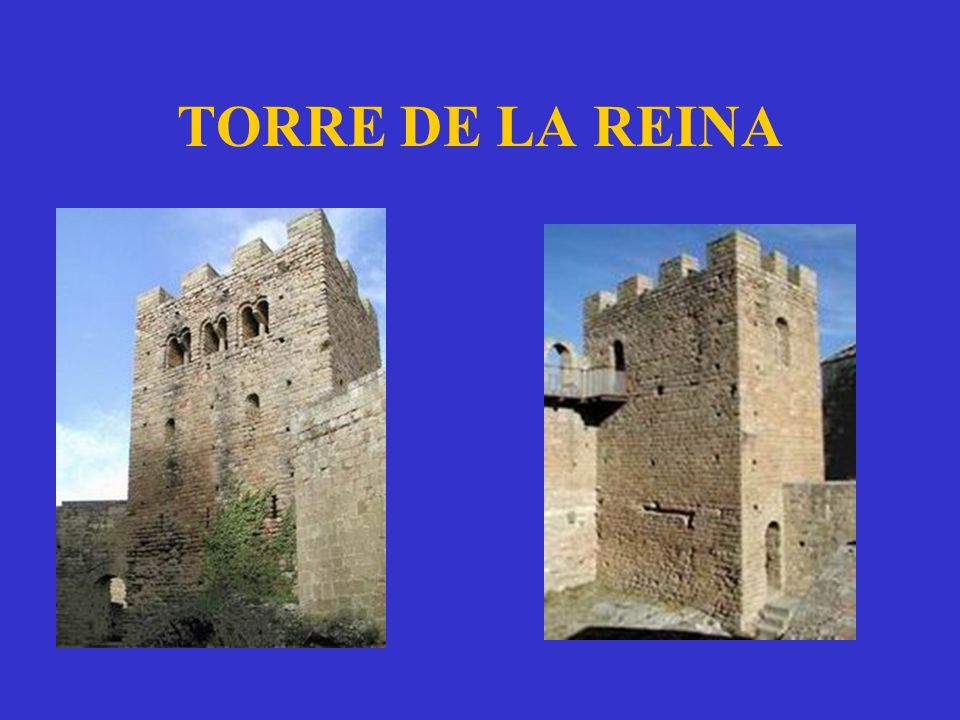 TORRE DE LA REINA