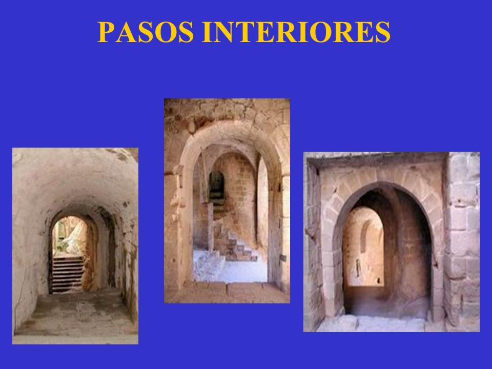 PASOS INTERIORES