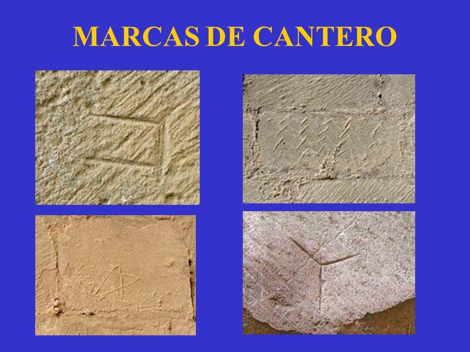 MARCAS DE CANTERO