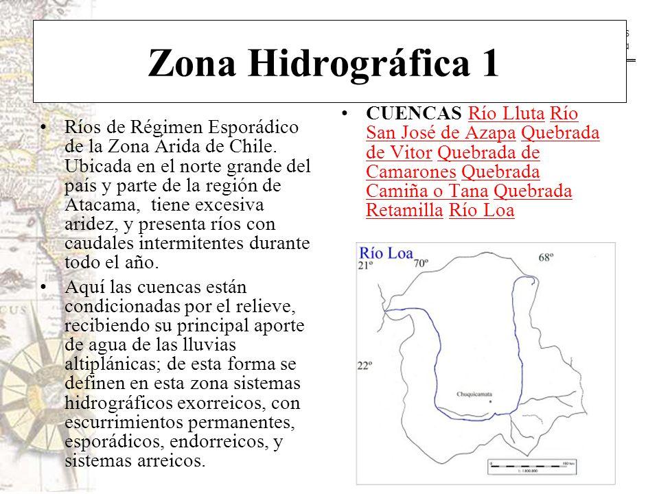 Zona Hidrográfica 1