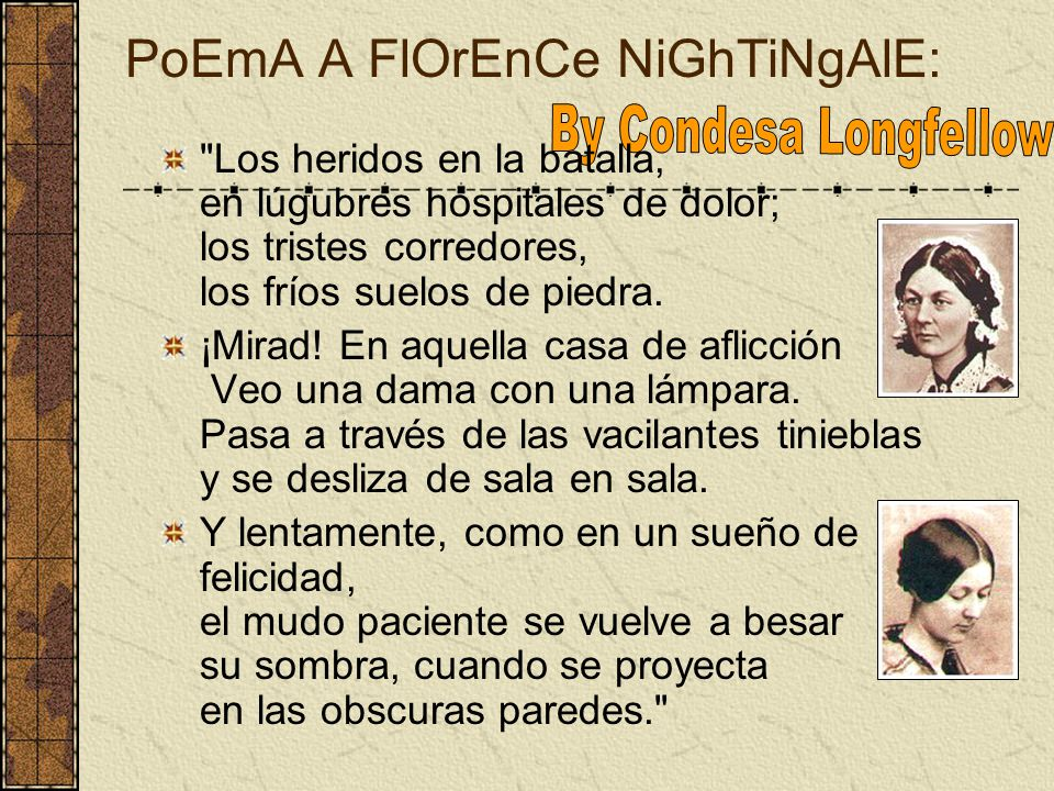 PoEmA A FlOrEnCe NiGhTiNgAlE: