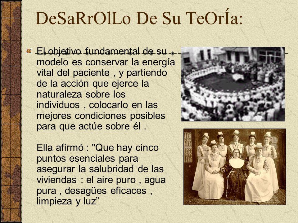 DeSaRrOlLo De Su TeOrÍa: