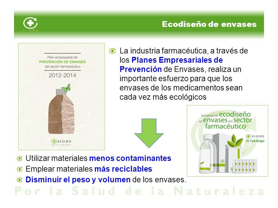 Utilizar materiales menos contaminantes