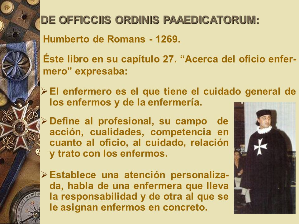 DE OFFICCIIS ORDINIS PAAEDICATORUM: