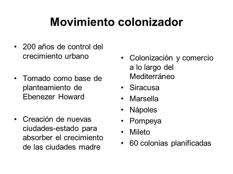 Movimiento colonizador