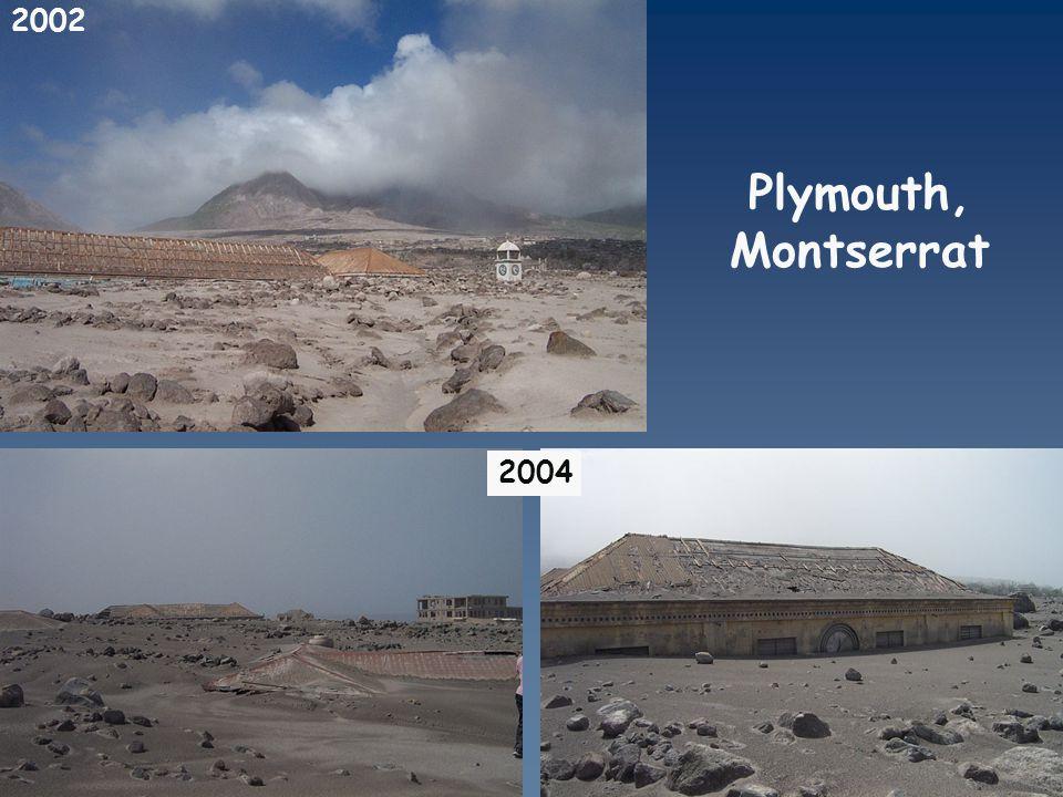 2002 Plymouth, Montserrat 2004