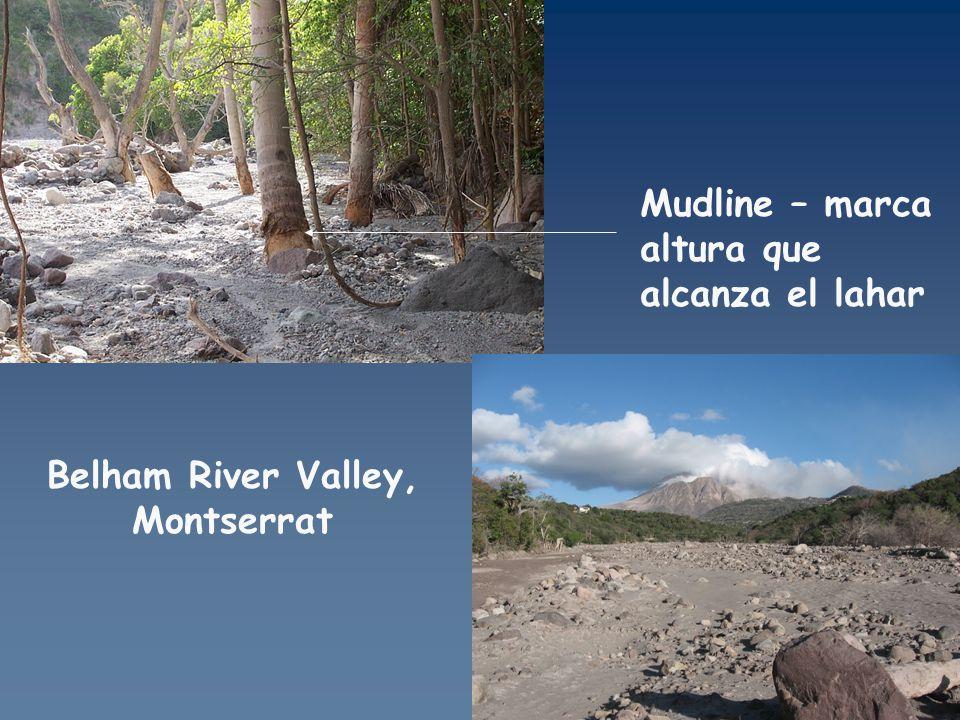 Belham River Valley, Montserrat