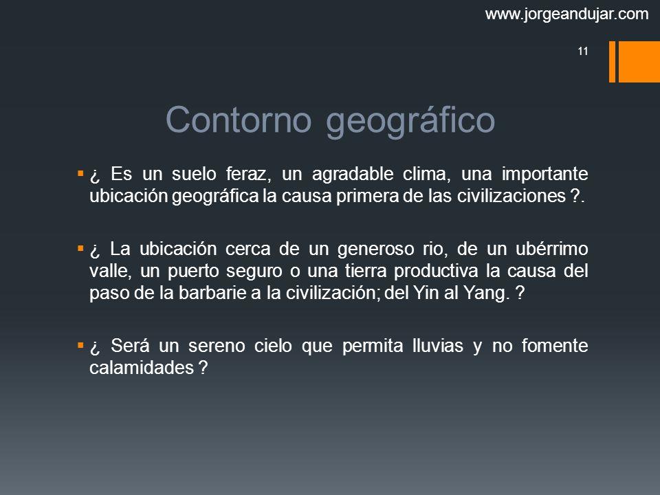 www.jorgeandujar.com Contorno geográfico.