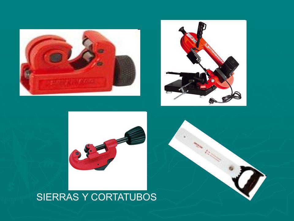 SIERRAS Y CORTATUBOS