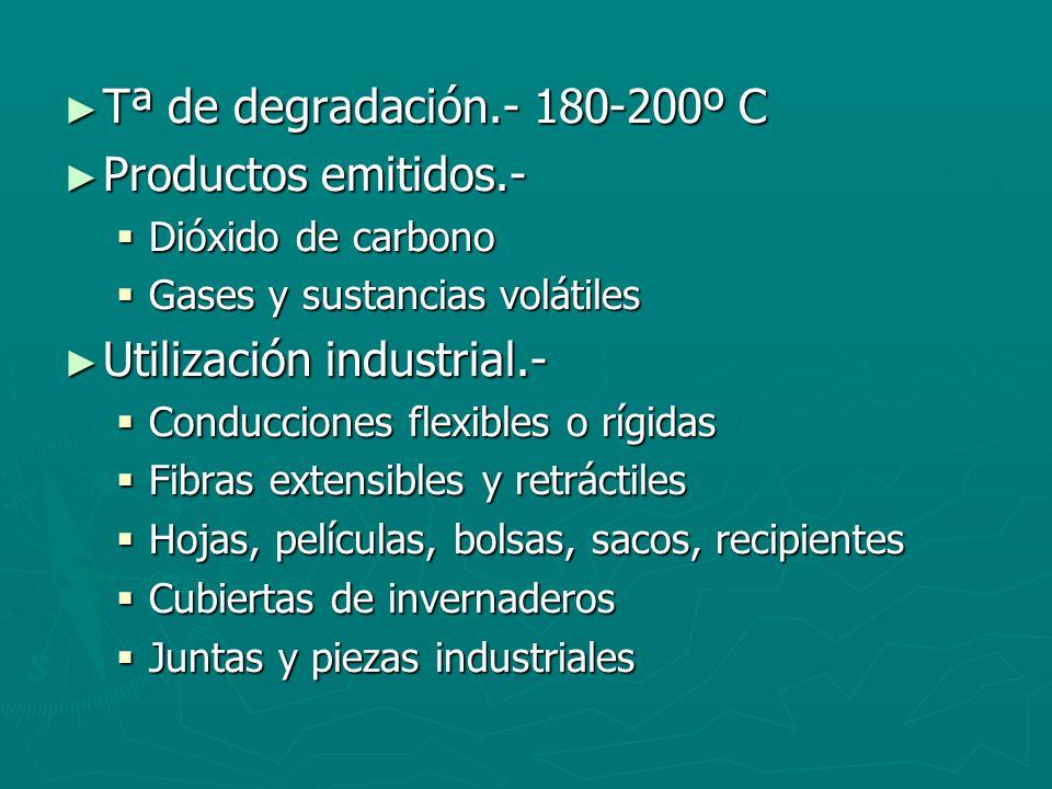 Utilización industrial.-
