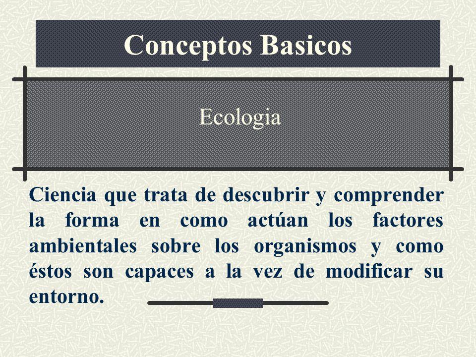 Conceptos Basicos Ecologia