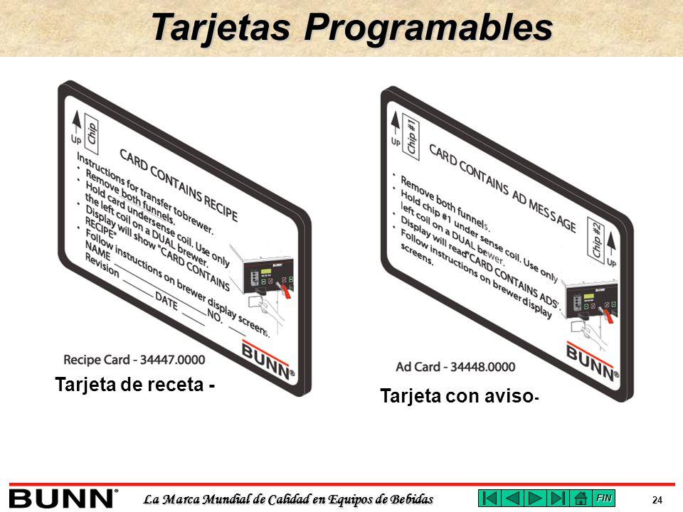 Tarjetas Programables