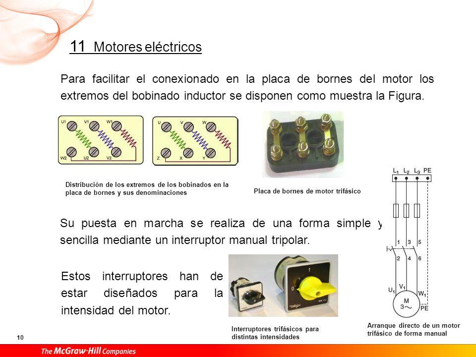 El Reglamento Electrotécnico de Baja Tensión (REBT) en su instrucción ITC-BT-47 regula la relación que debe existir entre las intensidades de arranque y plena carga de los motores alimentados desde una red pública de alimentación en función de su potencia. De dicha relación de proporcionalidad se desprende que los motores de potencias superiores a 0,75 kW que no cumplan la relación de intensidades expuesta en la tabla, han de disponer de un sistema de arranque que disminuya esa relación.