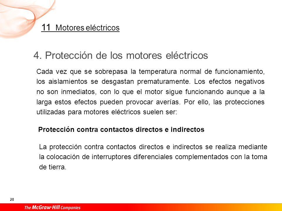 Protección contra sobrecargas y cortocircuitos