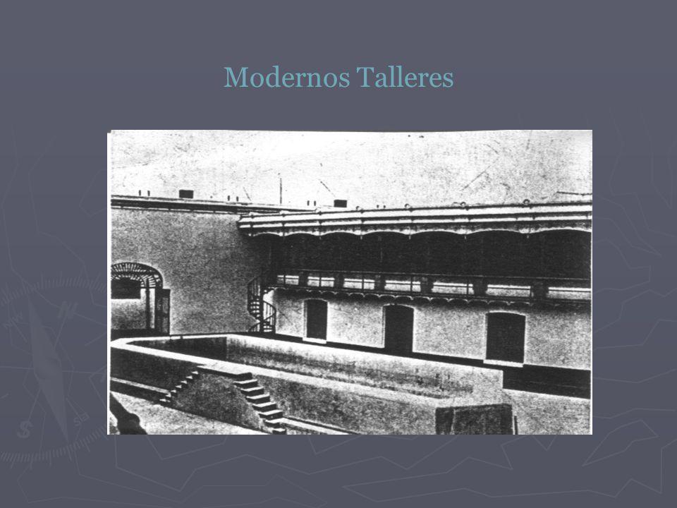 Modernos Talleres