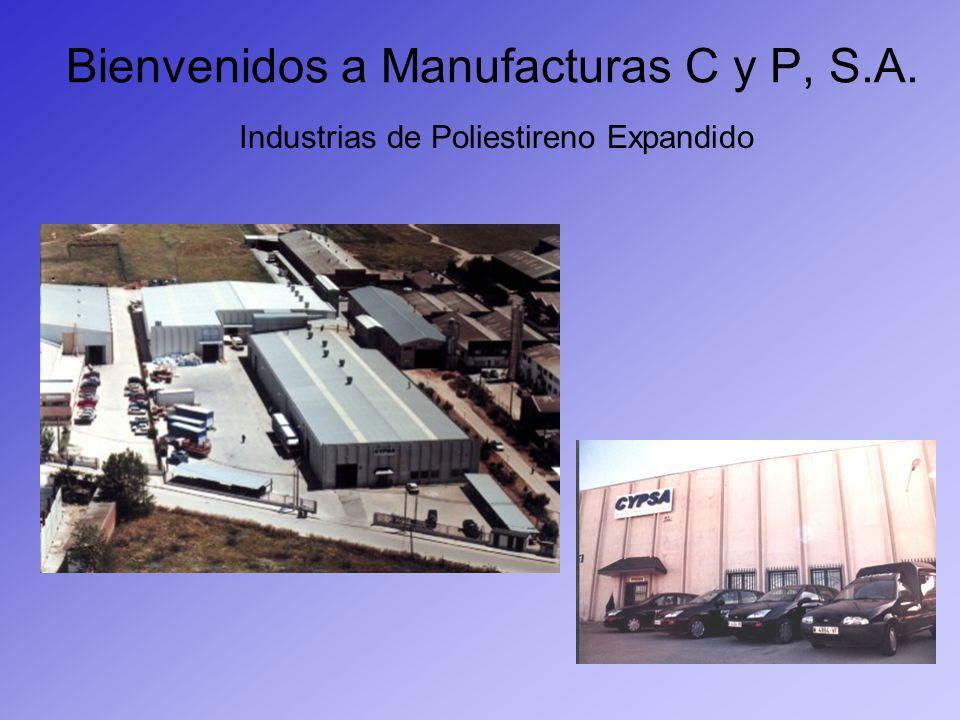 Bienvenidos a Manufacturas C y P, S.A.