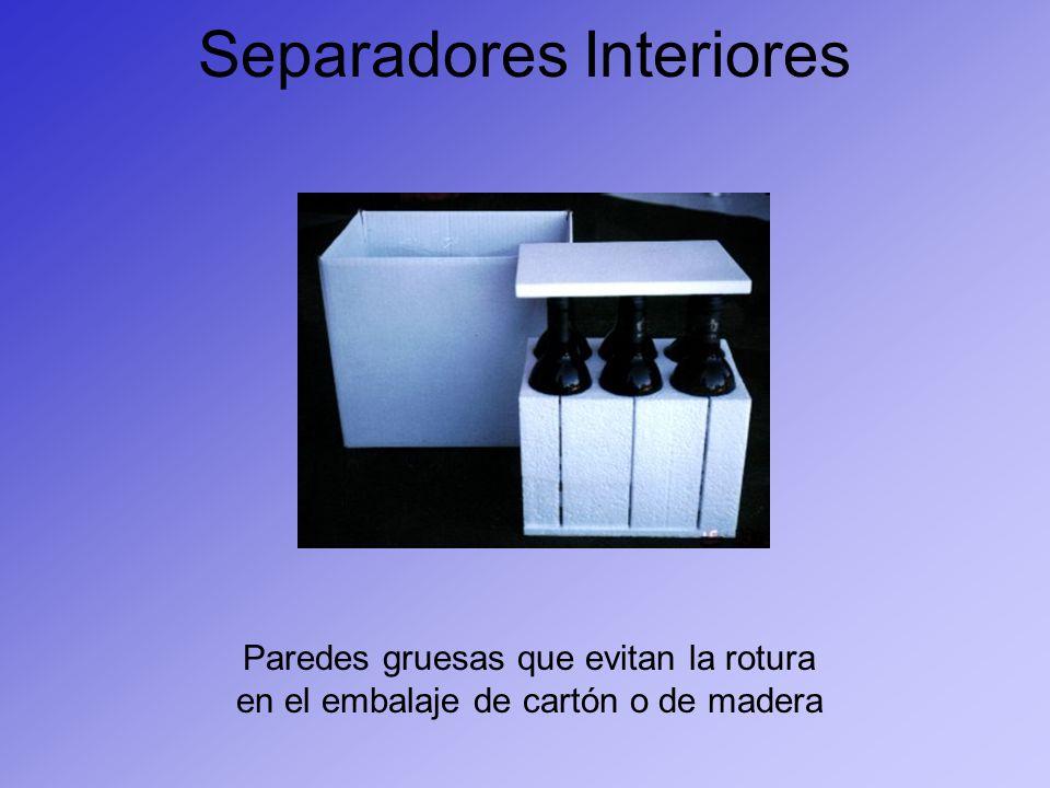 Separadores Interiores