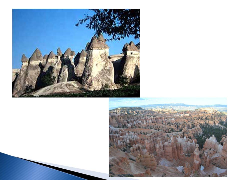 Capadocia/Bryce Canyon (UE) Hodoos