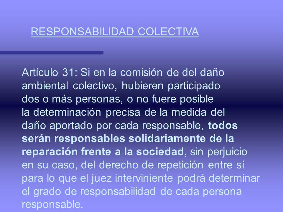 RESPONSABILIDAD COLECTIVA