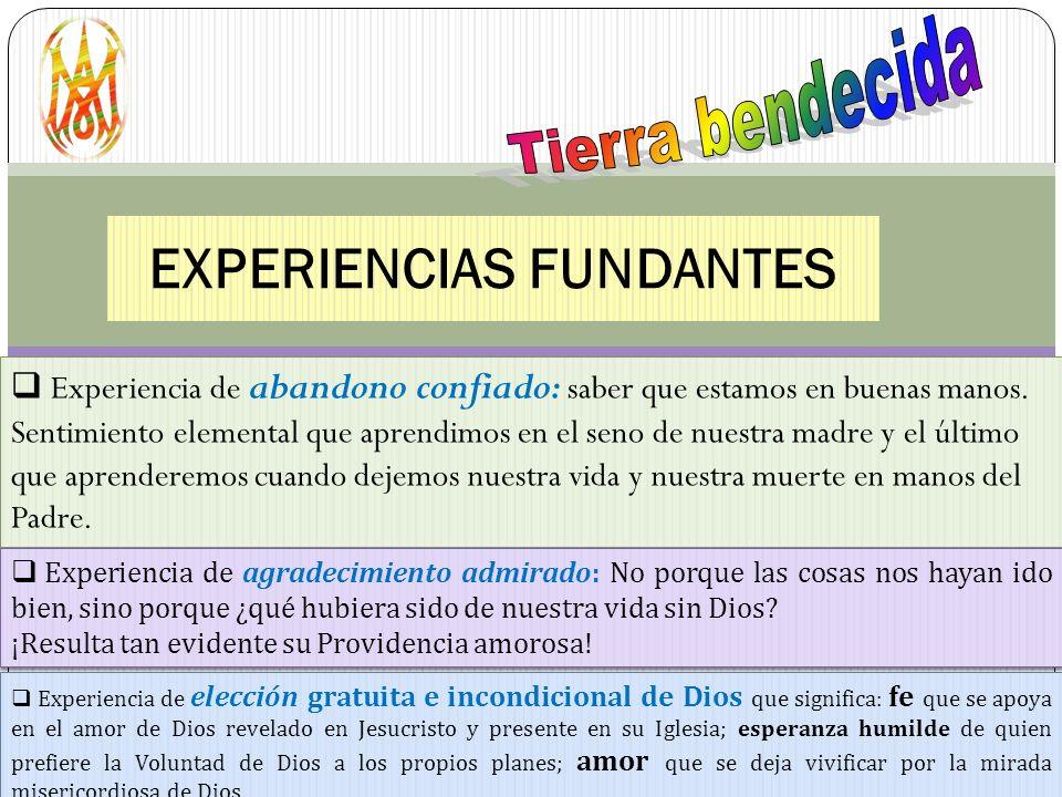 EXPERIENCIAS FUNDANTES