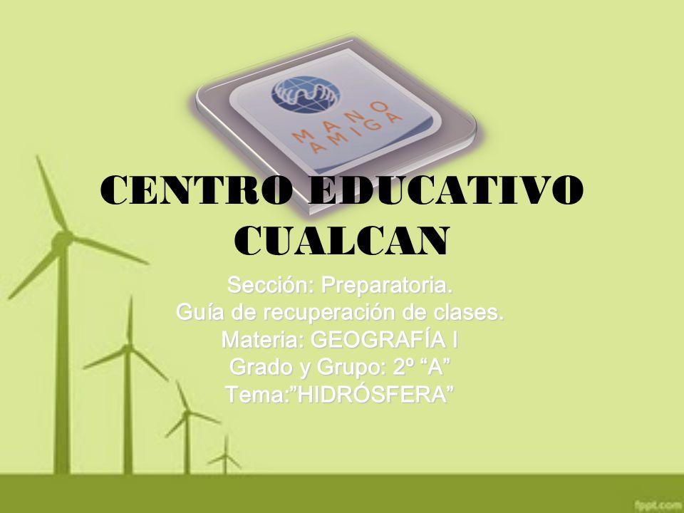 CENTRO EDUCATIVO CUALCAN
