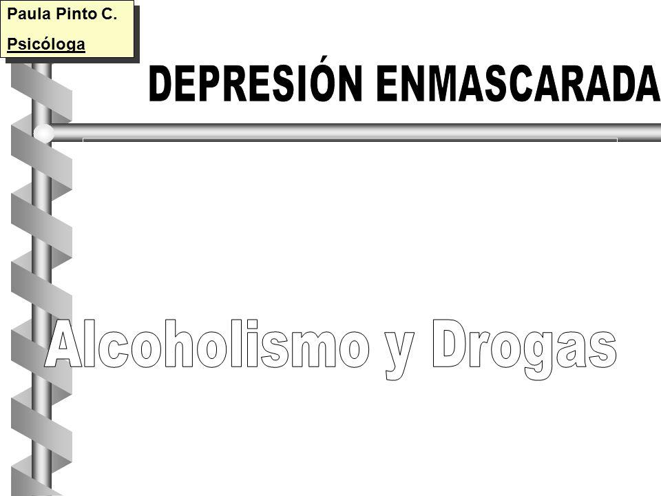 DEPRESIÓN ENMASCARADA
