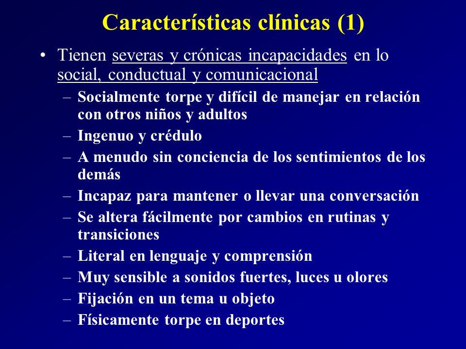 Características clínicas (1)