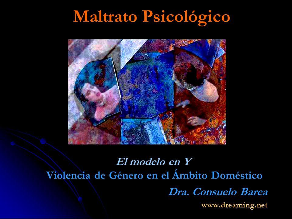 El modelo en Y Violencia de Género en el Ámbito Doméstico