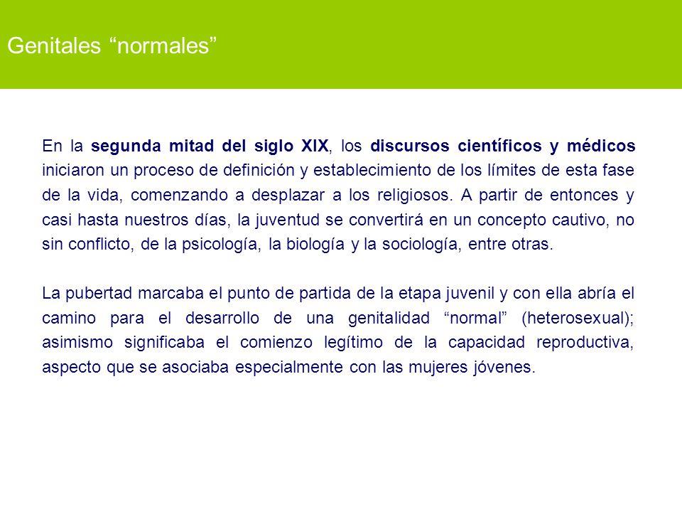 Genitales normales
