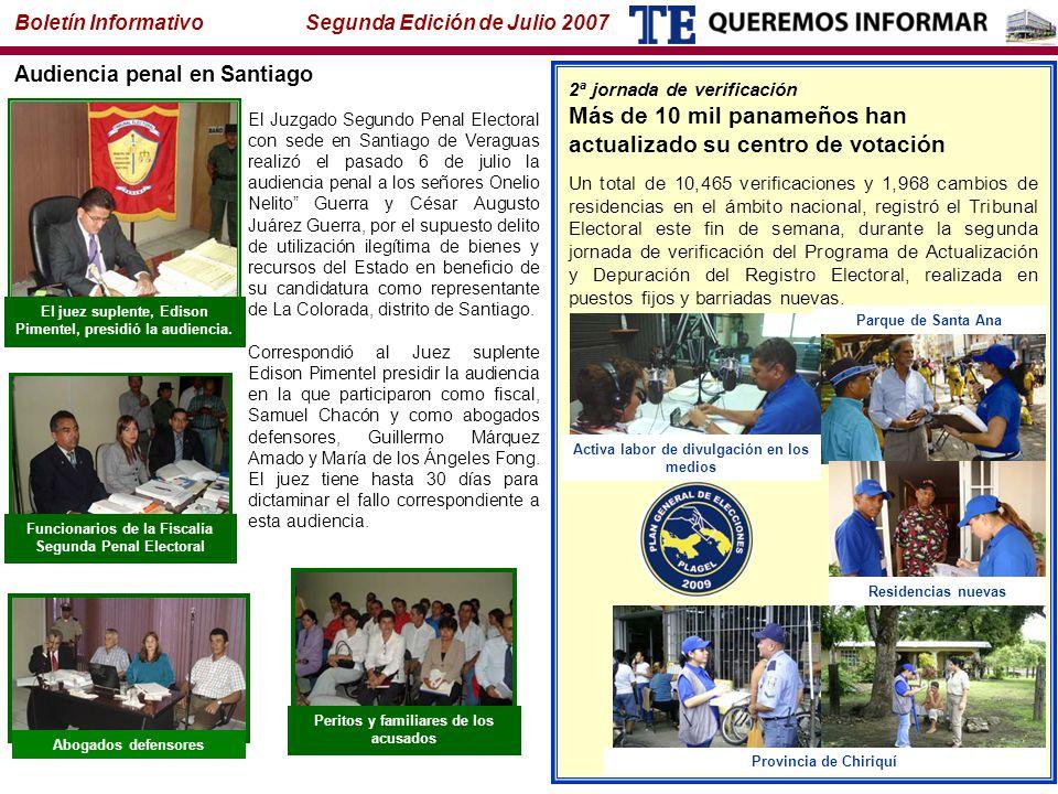 Más de 10 mil panameños han actualizado su centro de votación