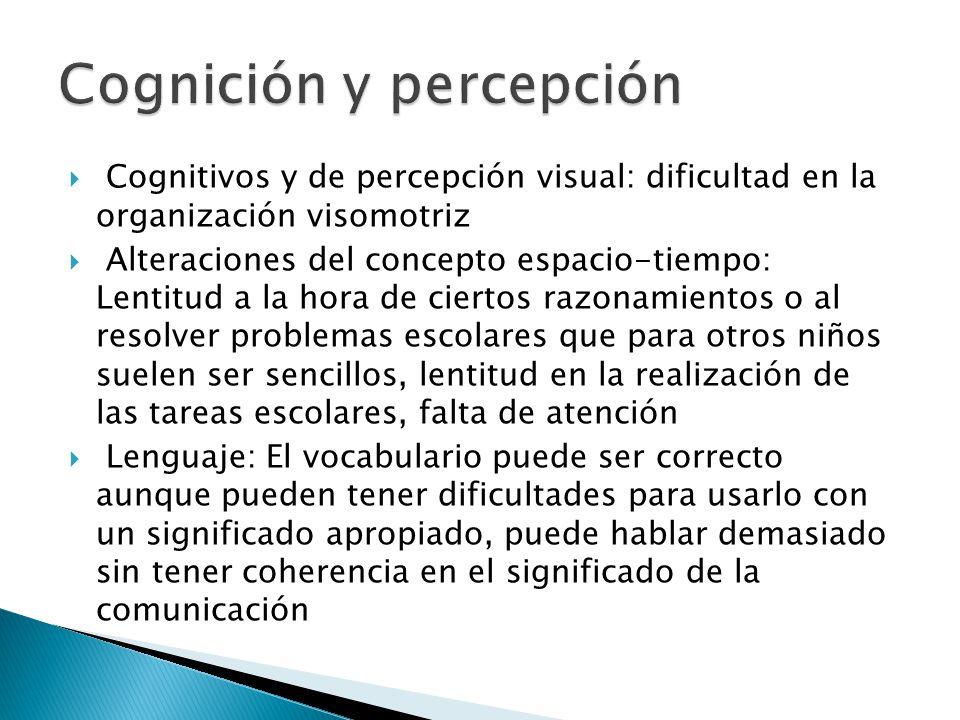 Cognición y percepción