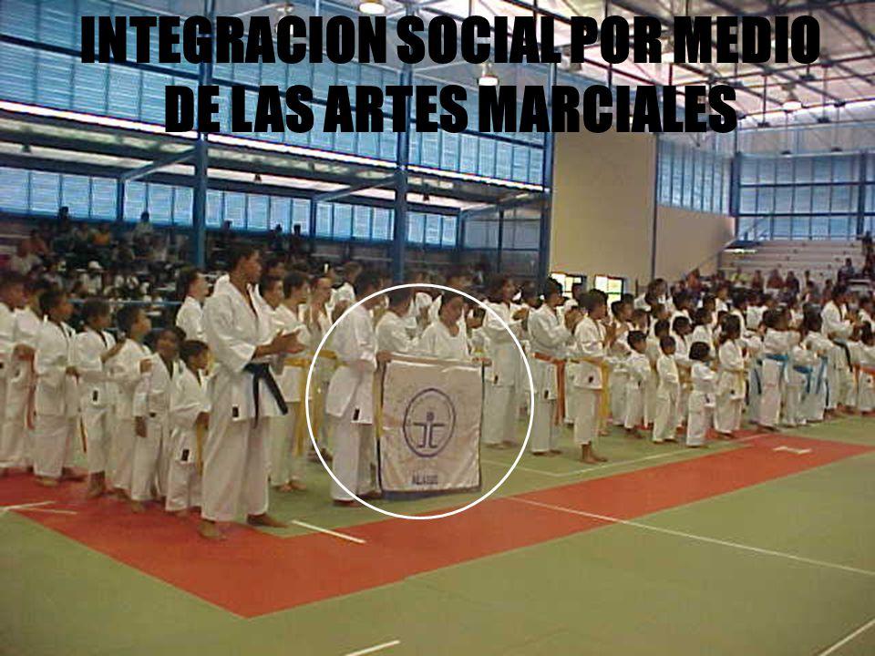 INTEGRACION SOCIAL POR MEDIO