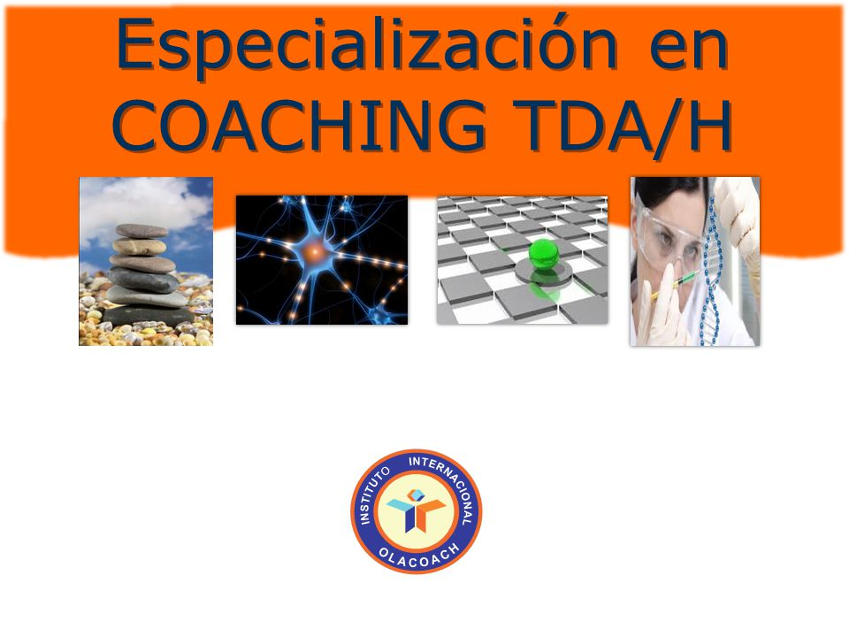 Especialización en COACHING TDA/H