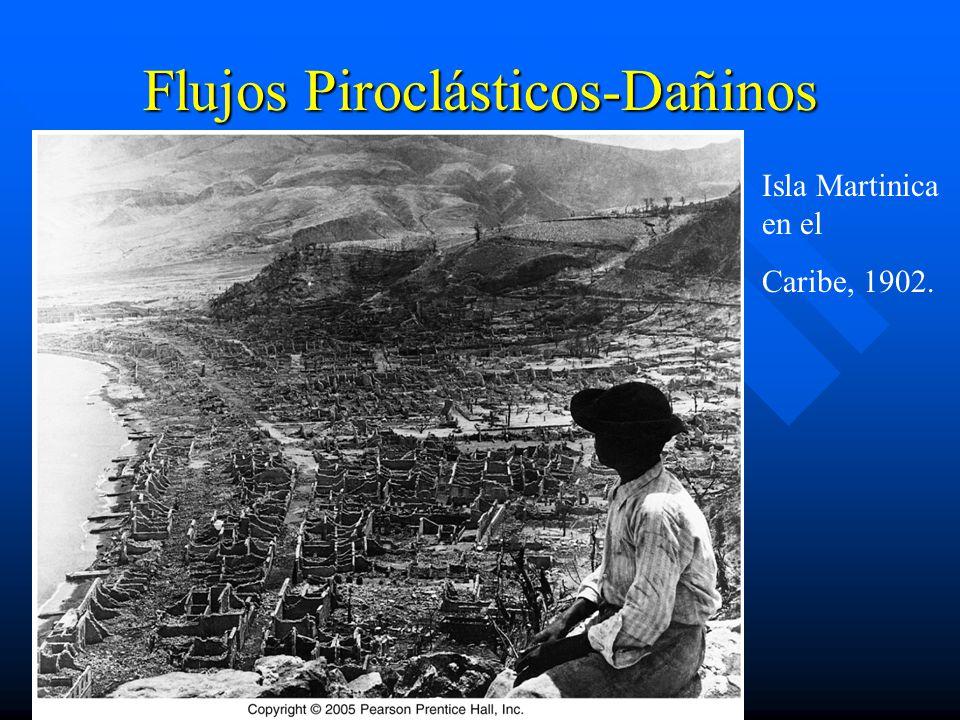 Flujos Piroclásticos-Dañinos
