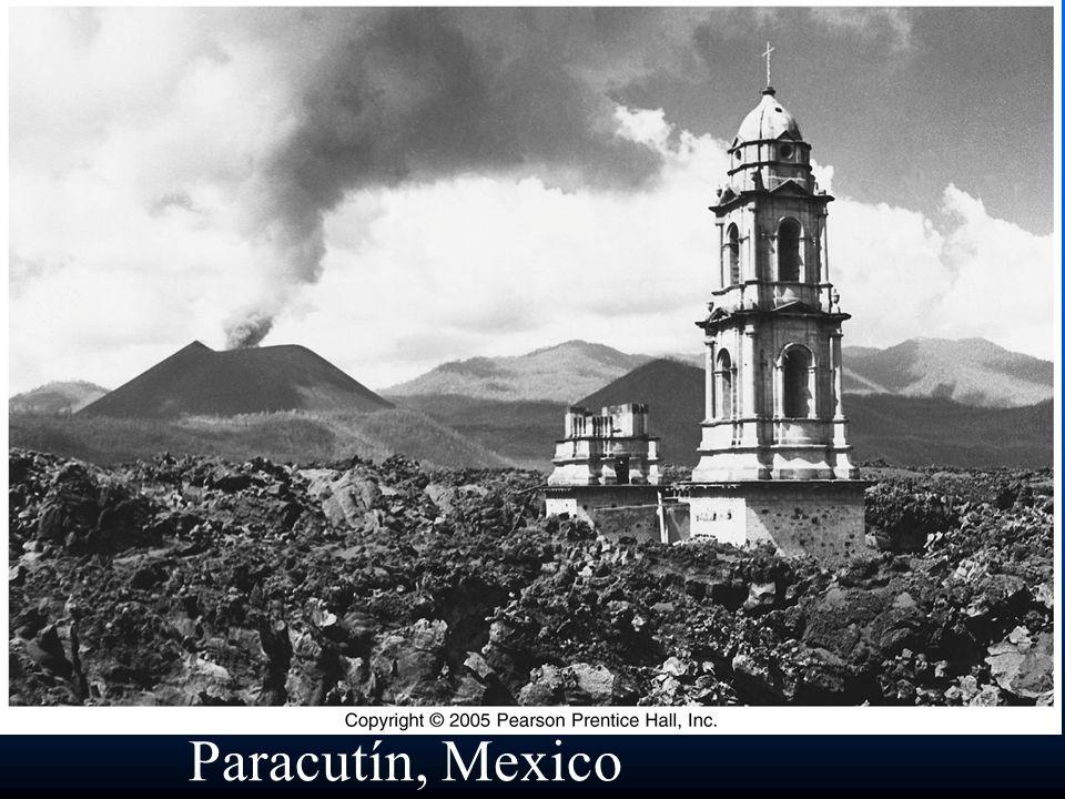 Paracutín, Mexico