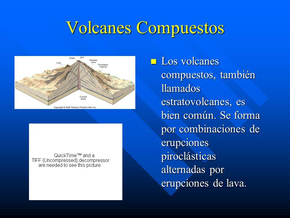 Volcanes Compuestos